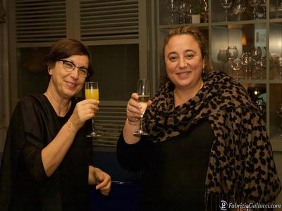 Eleonella Righetti Cinquetti e Maddalena Milone