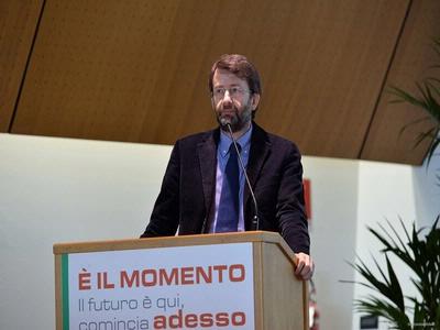 Ministro Franceschini alla VII Convention FCE