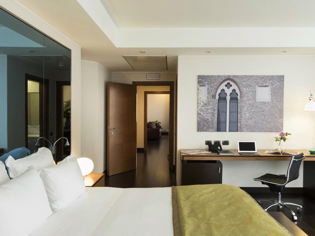 BW PREMIER BHR Treviso Hotel_suite