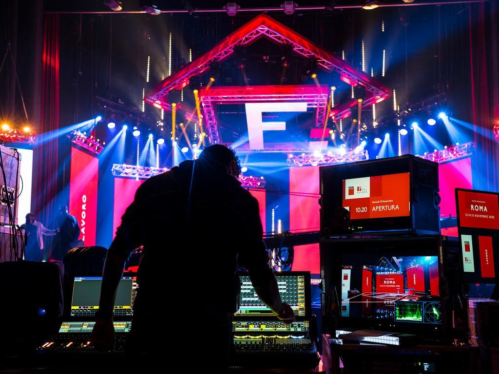 Futura - Congresso CGIL | Full Service