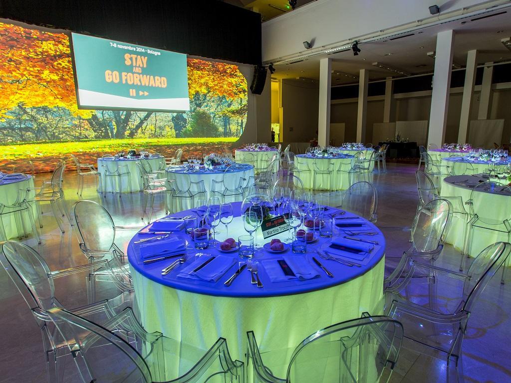 Sala Maggiore - catering