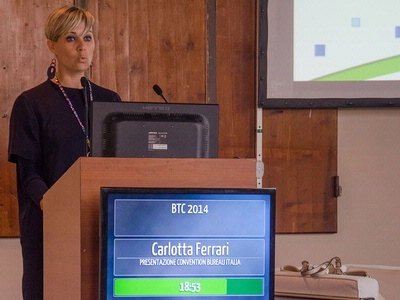BTC- Carlotta Ferrari
